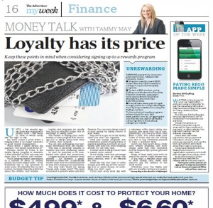 Loyalty Card Debt Creators