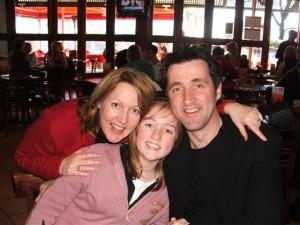Tony and family