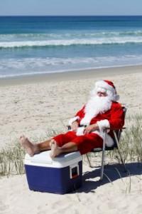 Budget Christmas Santa