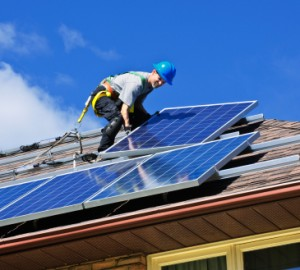 Return on investment: solar panels