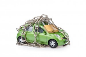 Car loan debt stress
