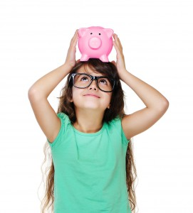 How to teach children about saving