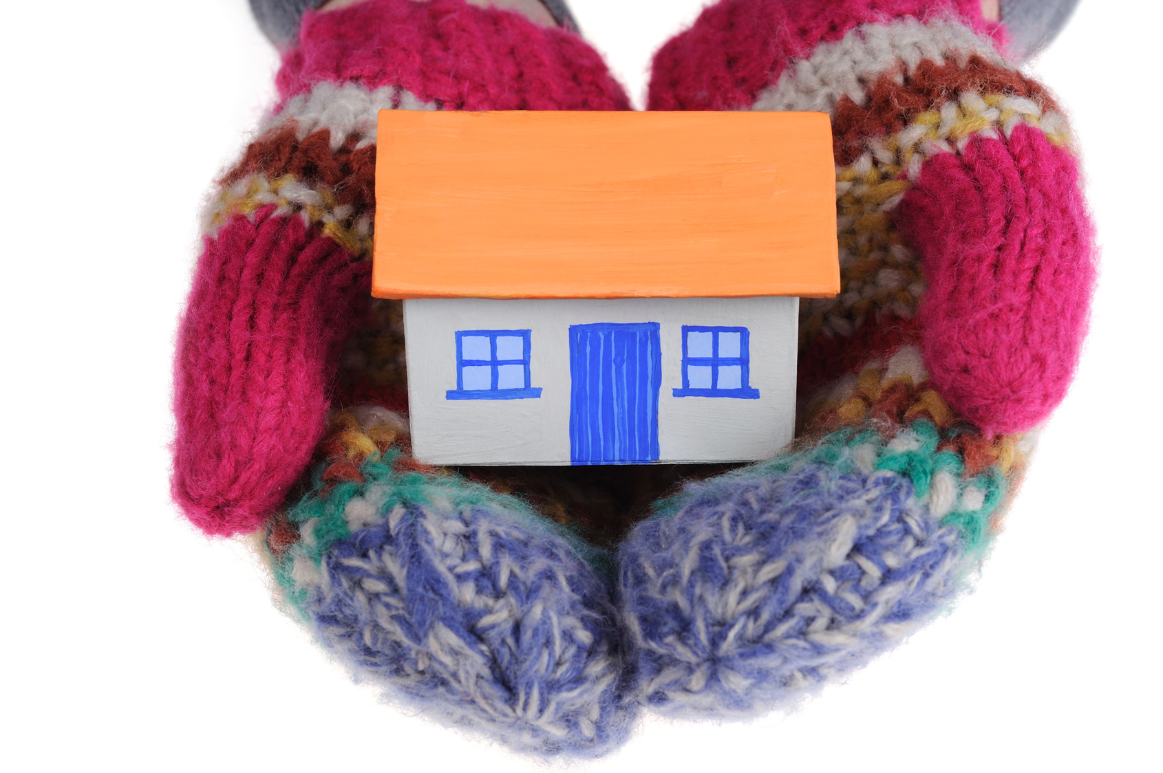 how to keep a cold house warm
