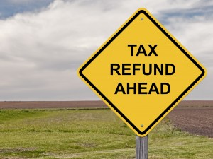 Will you save or spend your tax return? MyBudget