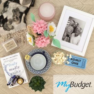 Mothers Day Flat Lay